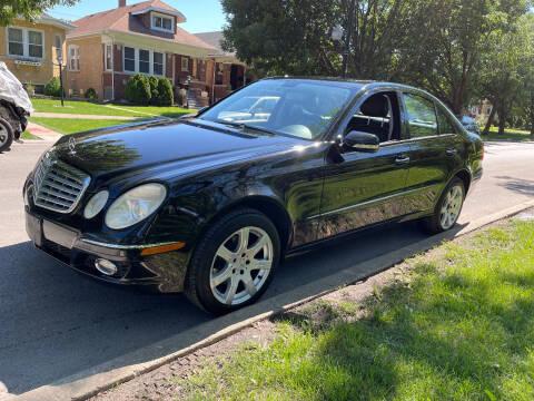 2007 Mercedes-Benz E-Class for sale at Apollo Motors INC in Chicago IL