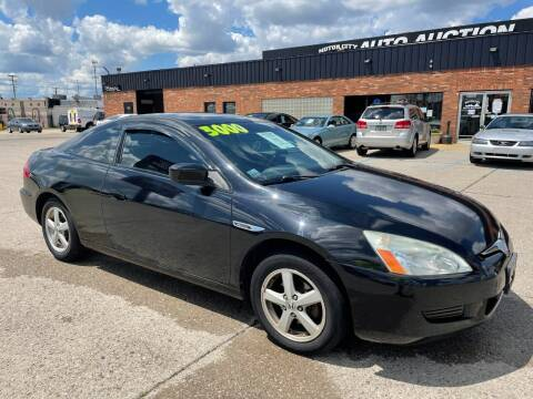 2004 Honda Accord for sale at Motor City Auto Auction in Fraser MI