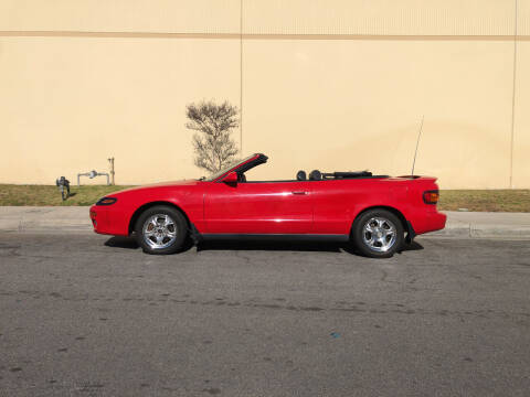 1993 Toyota Celica for sale at HIGH-LINE MOTOR SPORTS in Brea CA