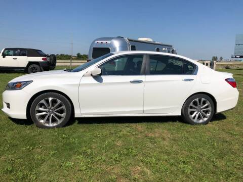 2013 Honda Accord for sale at Sam Buys in Beaver Dam WI