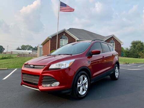 2015 Ford Escape for sale at HillView Motors in Shepherdsville KY