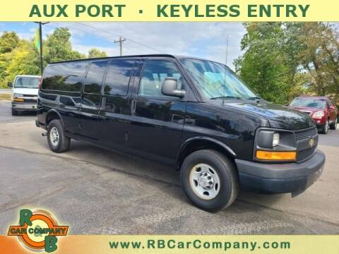 2013 Chevrolet Express Passenger for sale at R & B CAR CO - R&B CAR COMPANY in Columbia City IN