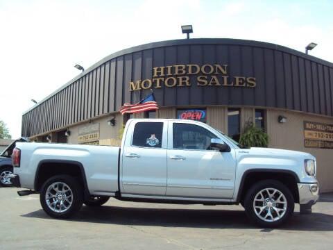 2016 GMC Sierra 1500 for sale at Hibdon Motor Sales in Clinton Township MI
