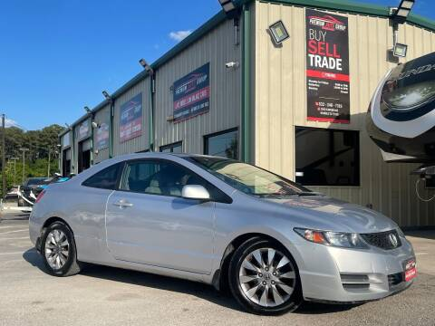 2009 Honda Civic for sale at Premium Auto Group in Humble TX
