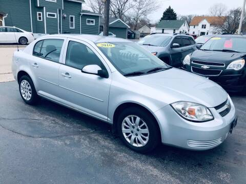 2010 Chevrolet Cobalt for sale at SHEFFIELD MOTORS INC in Kenosha WI