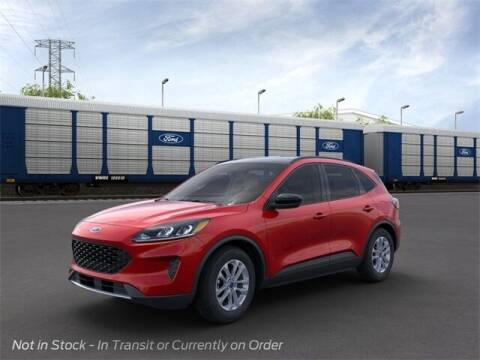 2021 Ford Escape Hybrid for sale at NICK FARACE AT BOMMARITO FORD in Hazelwood MO