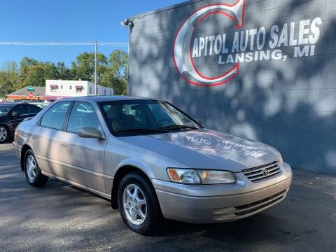 1999 Toyota Camry for sale at Capitol Auto Sales in Lansing MI