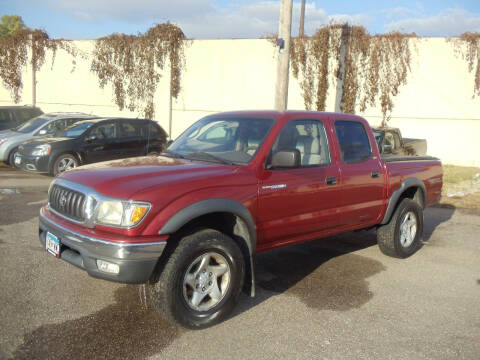 2001 Toyota Tacoma for sale at Metro Motor Sales in Minneapolis MN