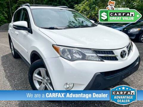 2014 Toyota RAV4 for sale at High Rated Auto Company in Abingdon MD