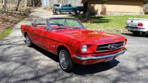 1965 Ford Mustang for sale at Haggle Me Classics in Hobart IN