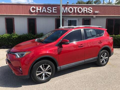 2016 Toyota RAV4 for sale at Chase Motors Inc in Stafford TX