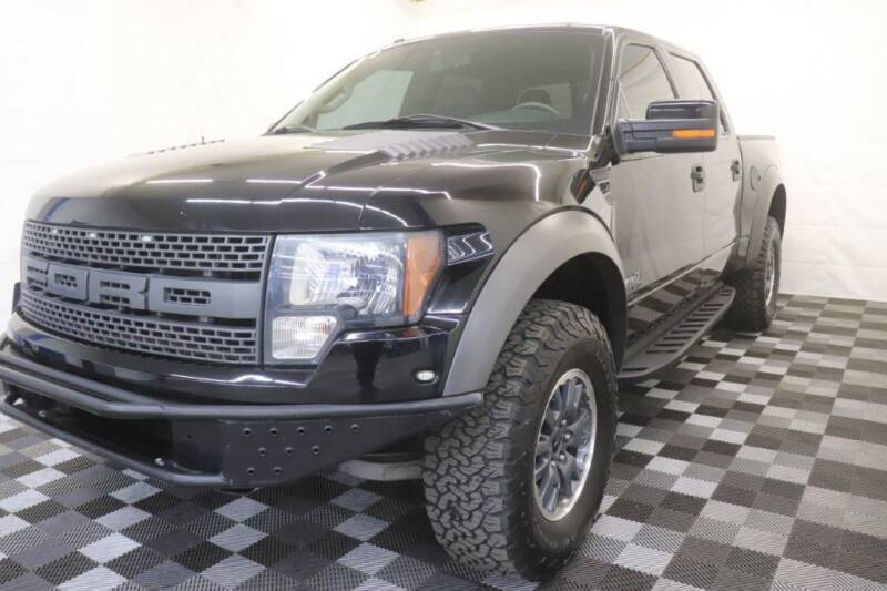 2012 Ford F-150 for sale at AH Ride & Pride Auto Group in Akron OH