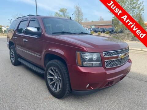 2011 Chevrolet Tahoe for sale at World Class Motors LLC in Noblesville IN