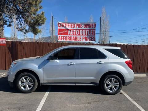2017 Chevrolet Equinox for sale at Flagstaff Auto Outlet in Flagstaff AZ
