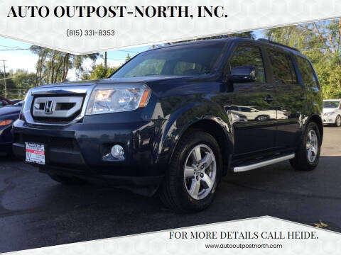 2009 Honda Pilot for sale at Auto Outpost-North, Inc. in McHenry IL