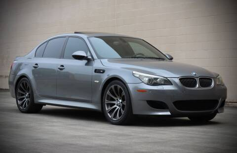 2009 BMW M5 for sale at MS Motors in Portland OR