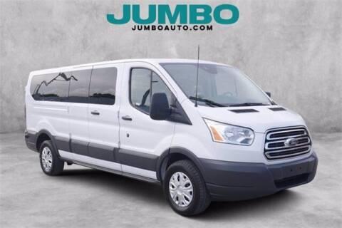 2018 Ford Transit Passenger for sale at JumboAutoGroup.com - Jumboauto.com in Hollywood FL