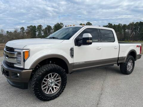 2019 Ford F-250 Super Duty for sale at JCT AUTO in Longview TX