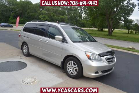 2006 Honda Odyssey for sale at Your Choice Autos - Crestwood in Crestwood IL
