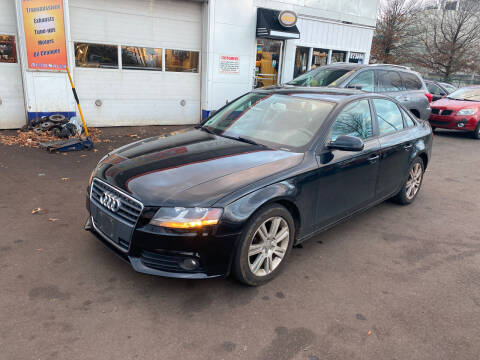 2011 Audi A4 for sale at Vuolo Auto Sales in North Haven CT
