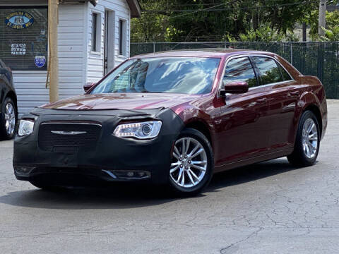 2016 Chrysler 300 for sale at Kugman Motors in Saint Louis MO