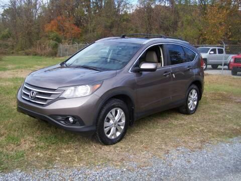 2013 Honda CR-V for sale at SPORTSMANS AUTO SALES in Elizabethton TN