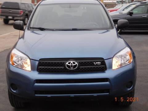 2008 Toyota RAV4 for sale at Southbridge Street Auto Sales in Worcester MA