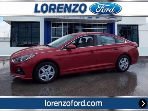 2018 Hyundai Sonata for sale at Lorenzo Ford in Homestead FL