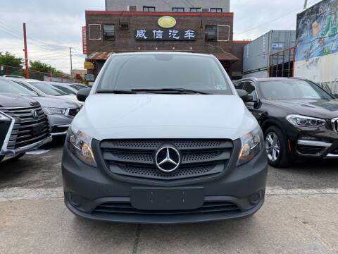 2020 Mercedes-Benz Metris for sale at TJ AUTO in Brooklyn NY