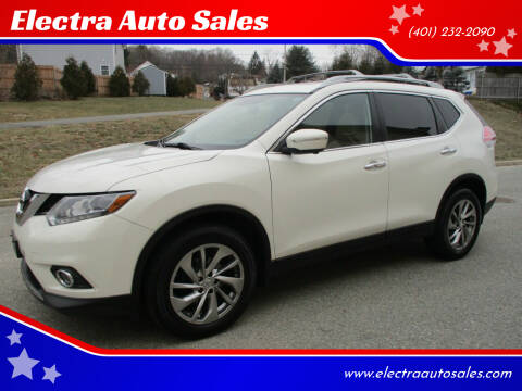 2014 Nissan Rogue for sale at Electra Auto Sales in Johnston RI