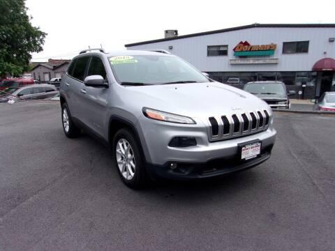 2015 Jeep Cherokee for sale at Dorman's Auto Center inc. in Pawtucket RI