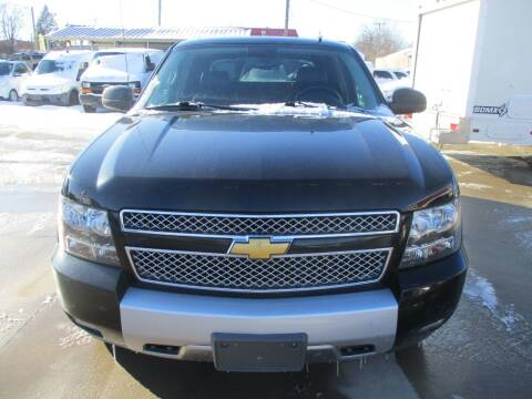 2011 Chevrolet Avalanche for sale at Schrader - Used Cars in Mt Pleasant IA