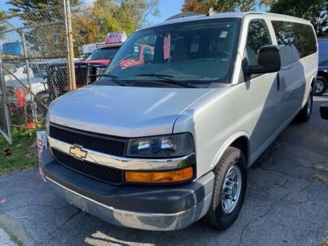 2016 Chevrolet Express Passenger for sale at Drive Deleon in Yonkers NY