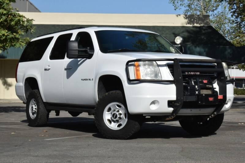2009 GMC Yukon XL for sale at Mission City Auto in Goleta CA