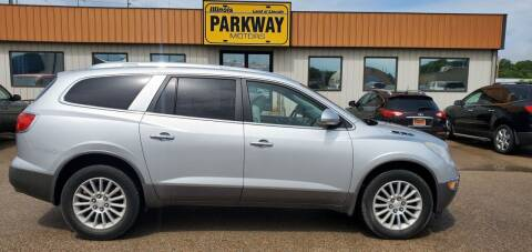 2012 Buick Enclave for sale at Parkway Motors in Springfield IL