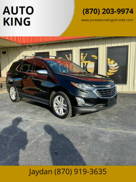 2018 Chevrolet Equinox for sale at AUTO KING in Jonesboro AR