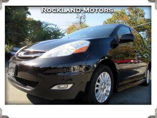 2008 Toyota Sienna for sale at Rockland Automall - Rockland Motors in West Nyack NY