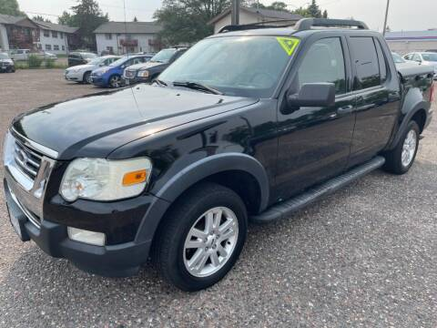 2008 Ford Explorer Sport Trac for sale at CHRISTIAN AUTO SALES in Anoka MN