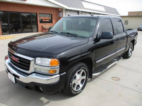 2005 GMC Sierra 1500 for sale at Eden's Auto Sales in Valley Center KS
