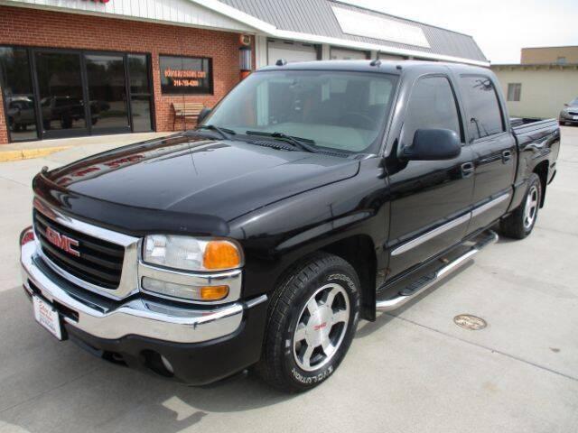 2005 GMC Sierra 1500 for sale at Eden's Auto Sales in Valley Center KS