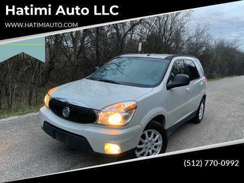 2007 Buick Rendezvous for sale at Hatimi Auto LLC in Buda TX