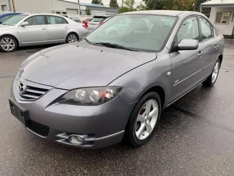 2006 Mazda MAZDA3 for sale at RABI AUTO SALES LLC in Garden City ID