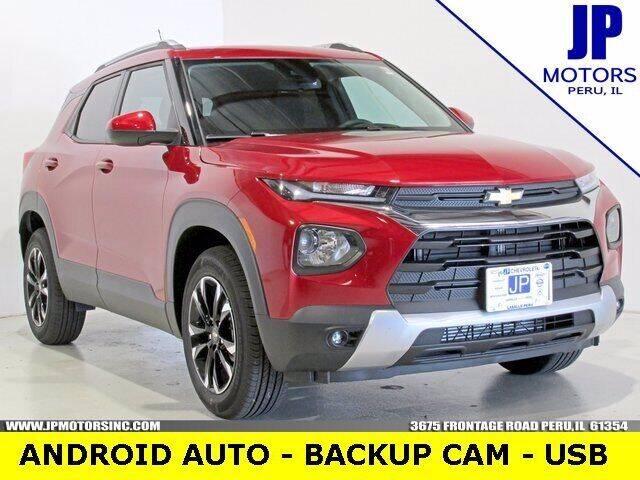 2021 Chevrolet TrailBlazer for sale in Peru, IL