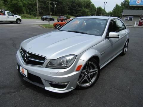 2014 Mercedes-Benz C-Class for sale at Guarantee Automaxx in Stafford VA