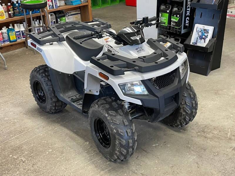 2018 Arctic Cat Alterra 90 for sale at Champlain Valley MotorSports in Cornwall VT
