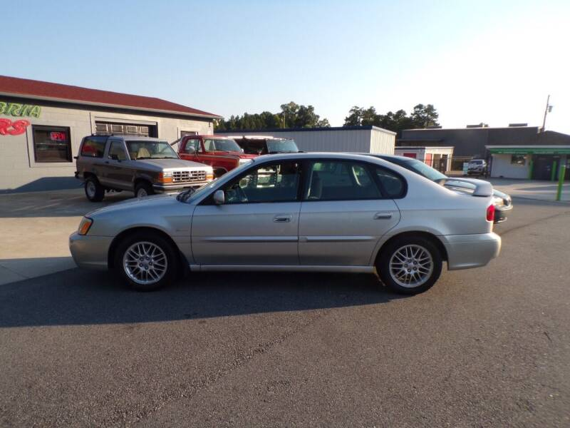 2004 Subaru Legacy for sale at Cambria Cars in Mooresville NC