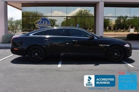 2012 Jaguar XJL for sale at GOLDIES MOTORS in Phoenix AZ