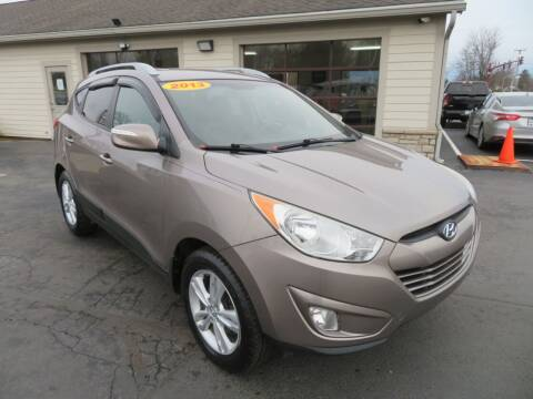 2013 Hyundai Tucson for sale at Tri-County Pre-Owned Superstore in Reynoldsburg OH