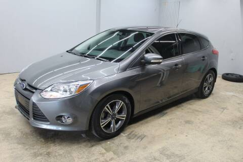 2014 Ford Focus for sale at Flash Auto Sales in Garland TX