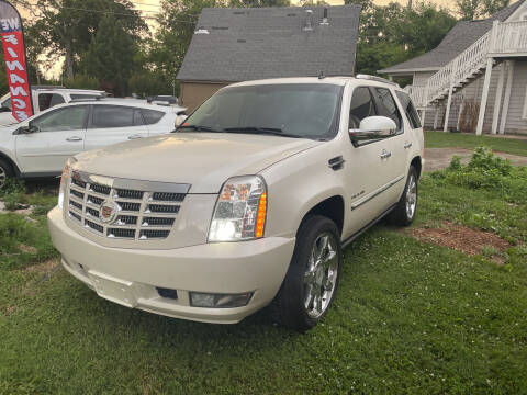 2011 Cadillac Escalade for sale at Motor Cars of Bowling Green in Bowling Green KY
